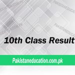 10th class result 2018