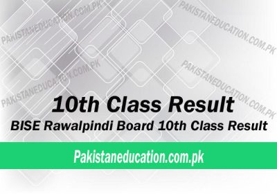 Check 10th Class Result Rawalpindi Board 2019 [UPDATED] - Pakistan