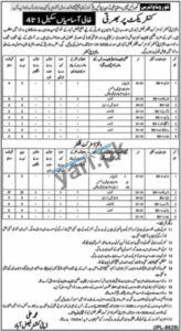 District Collector Office Jobs in Faisalabad