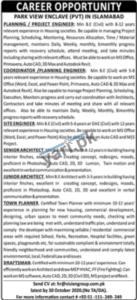 Engineering Jobs In Islamabad