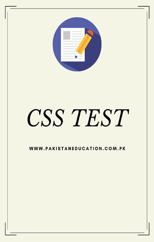 css test