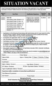 Account Assistant Government Jobs in KPK
