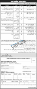 Supervisor & Lab Assistant Govt Jobs in Lahore
